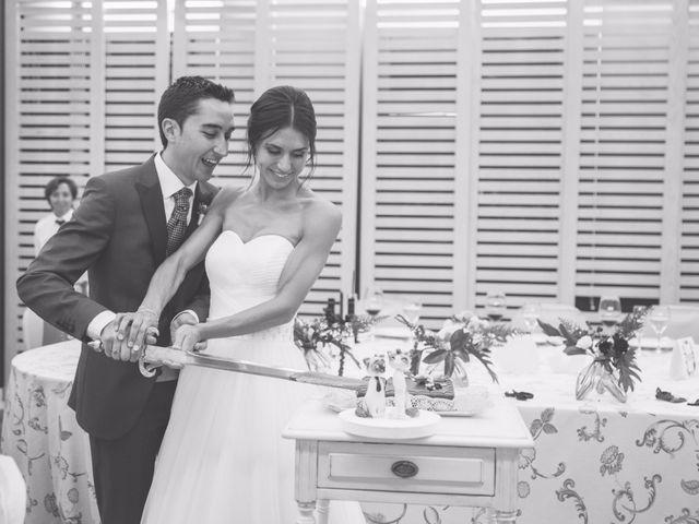 La boda de Carlos y Jéssica en Olmedo, Valladolid 55