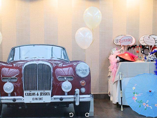 La boda de Carlos y Jéssica en Olmedo, Valladolid 62