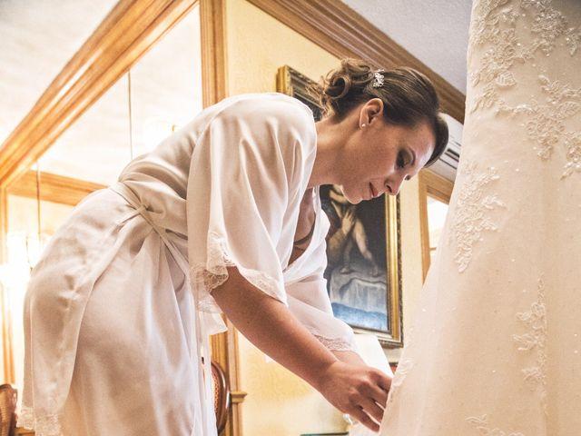 La boda de Adrián y Estefanía en Brunete, Madrid 3