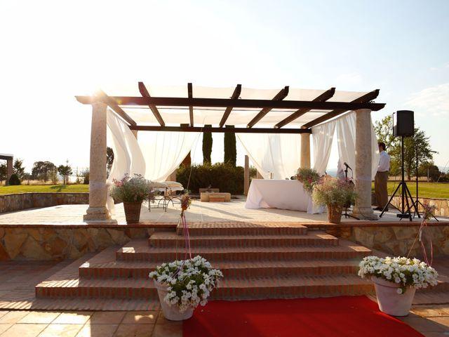 La boda de Adrián y Estefanía en Brunete, Madrid 7