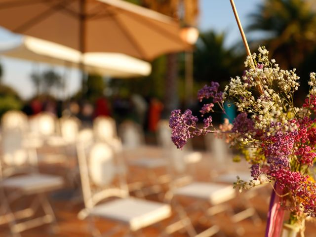 La boda de Adrián y Estefanía en Brunete, Madrid 9