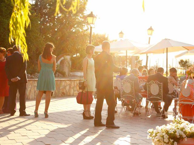 La boda de Adrián y Estefanía en Brunete, Madrid 13