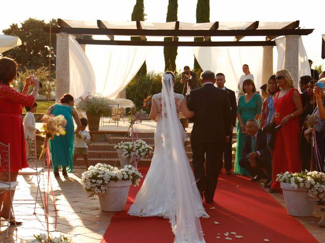 La boda de Adrián y Estefanía en Brunete, Madrid 16