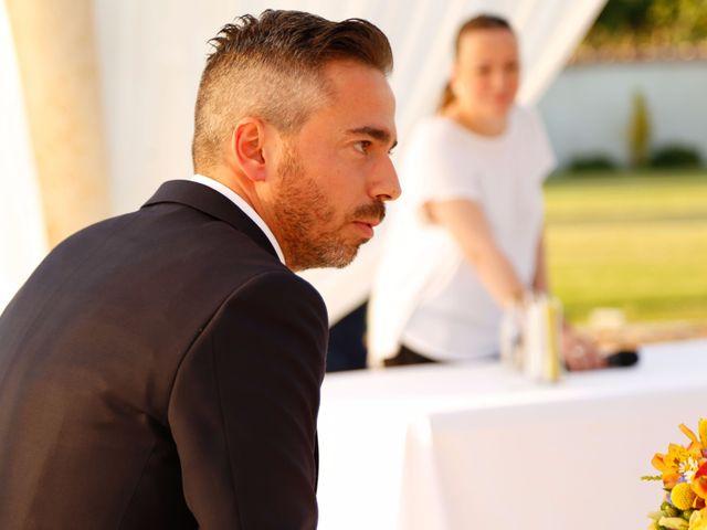 La boda de Adrián y Estefanía en Brunete, Madrid 17