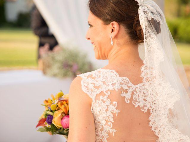 La boda de Adrián y Estefanía en Brunete, Madrid 18