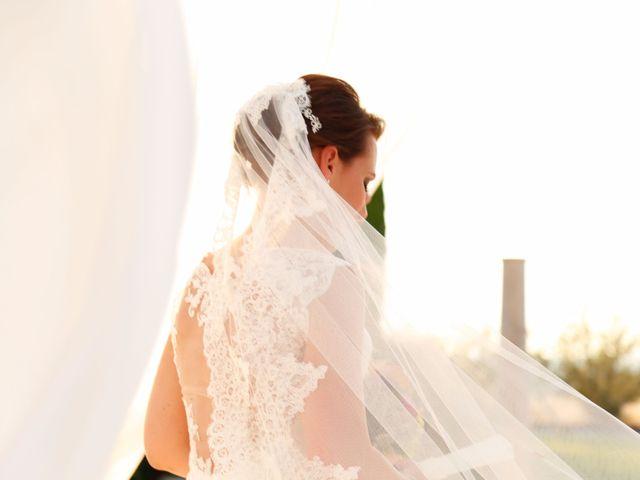 La boda de Adrián y Estefanía en Brunete, Madrid 19