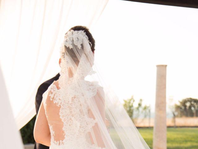 La boda de Adrián y Estefanía en Brunete, Madrid 20