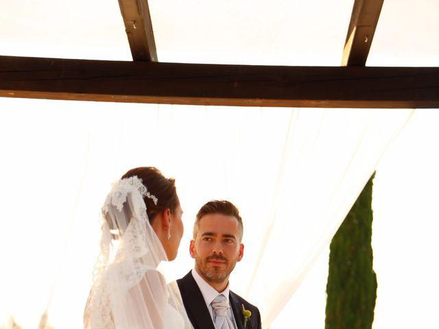 La boda de Adrián y Estefanía en Brunete, Madrid 21