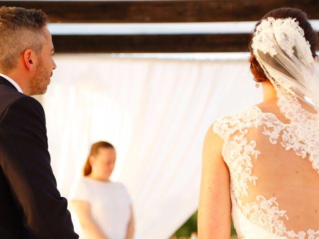 La boda de Adrián y Estefanía en Brunete, Madrid 22