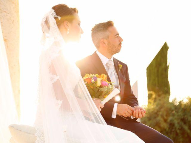 La boda de Adrián y Estefanía en Brunete, Madrid 23