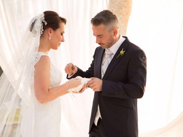 La boda de Adrián y Estefanía en Brunete, Madrid 25