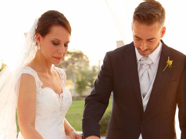 La boda de Adrián y Estefanía en Brunete, Madrid 27