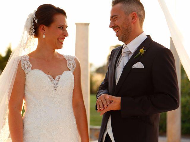 La boda de Adrián y Estefanía en Brunete, Madrid 29