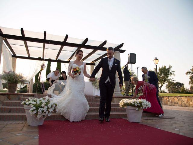 La boda de Adrián y Estefanía en Brunete, Madrid 31