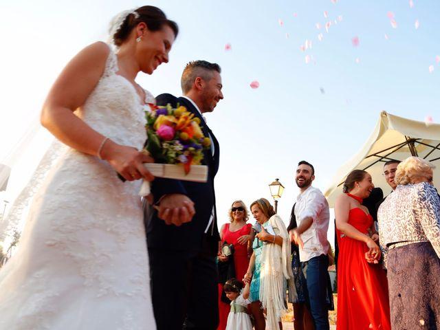 La boda de Adrián y Estefanía en Brunete, Madrid 32