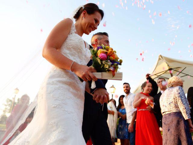 La boda de Adrián y Estefanía en Brunete, Madrid 33