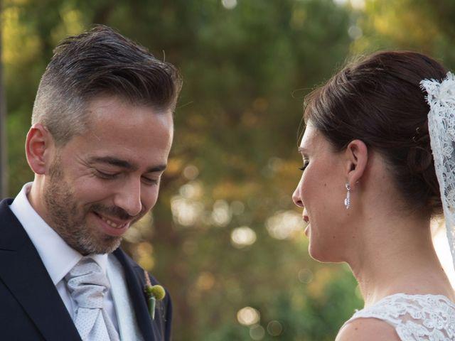 La boda de Adrián y Estefanía en Brunete, Madrid 34