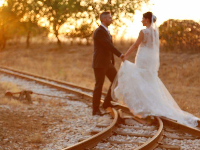 La boda de Adrián y Estefanía en Brunete, Madrid 42