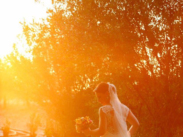 La boda de Adrián y Estefanía en Brunete, Madrid 43