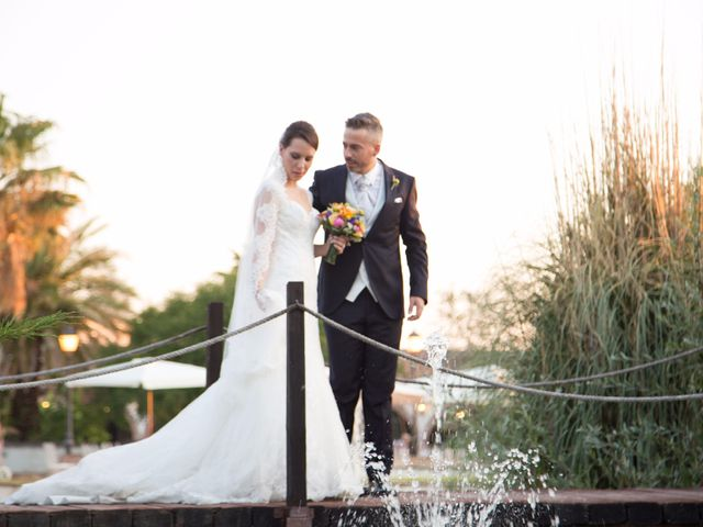 La boda de Adrián y Estefanía en Brunete, Madrid 44