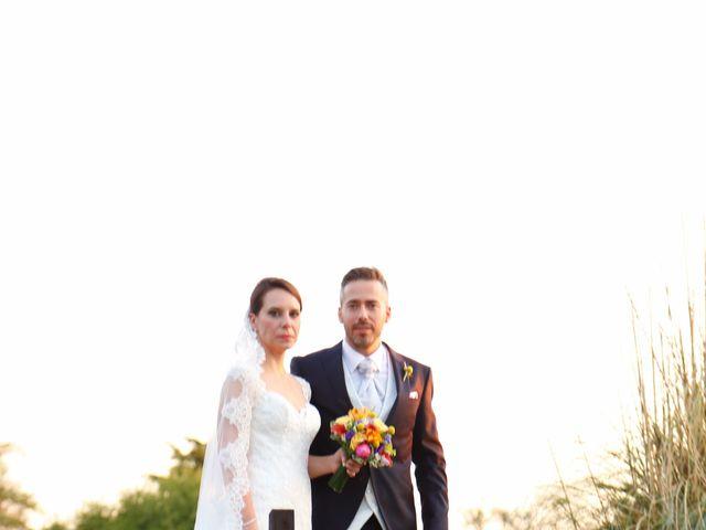 La boda de Adrián y Estefanía en Brunete, Madrid 45