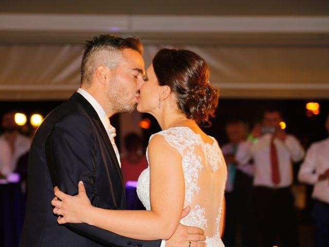 La boda de Adrián y Estefanía en Brunete, Madrid 46