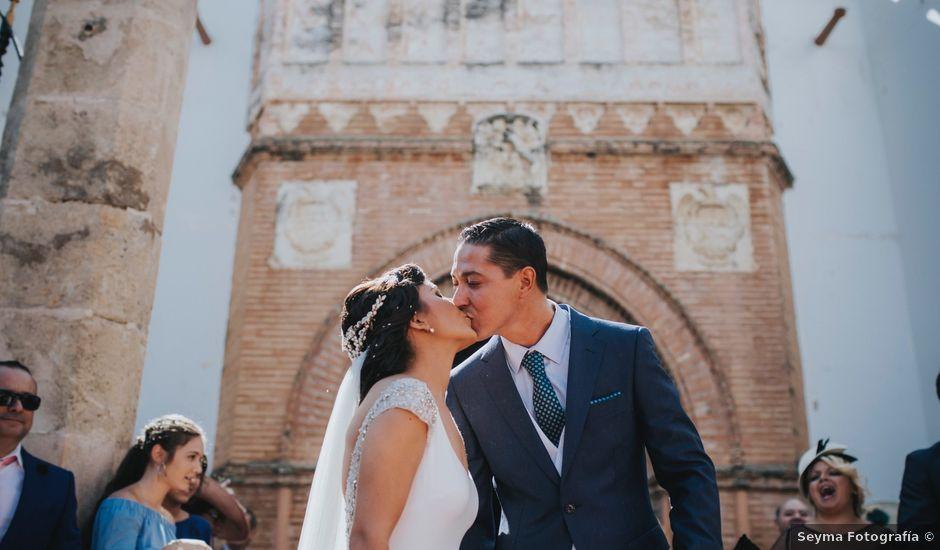 La boda de Pepe y Elena en Lora Del Rio, Sevilla