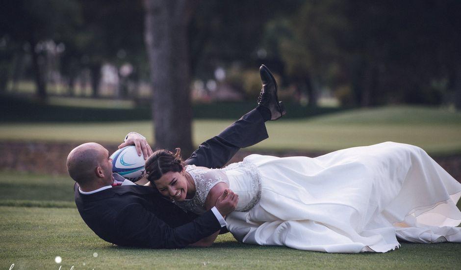 La boda de Edu y Macarena en Bétera, Valencia
