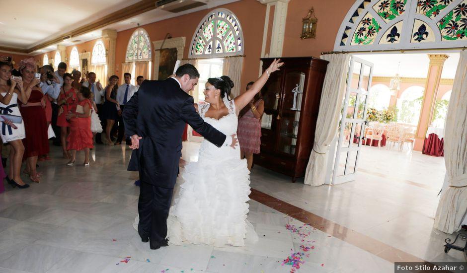 La boda de Javi y Carmen en Espartinas, Sevilla