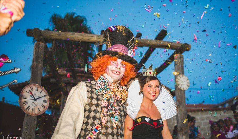 La boda de Fernan y Lola  en Brozas, Cáceres