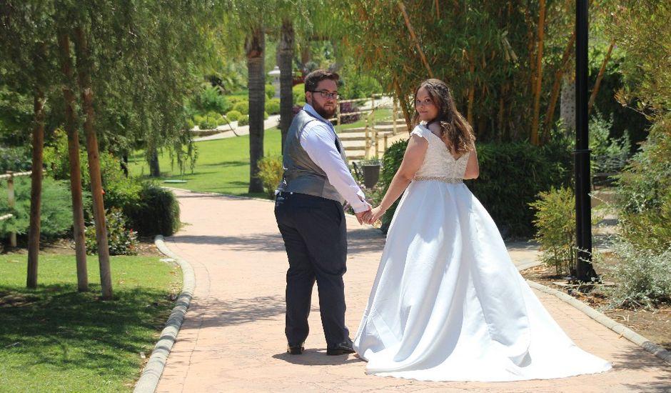 La boda de Kevin y Sofía en Estación De Cartama, Málaga