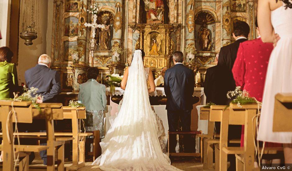 La boda de Miguel Angel y Vanessa en La Bañeza, León