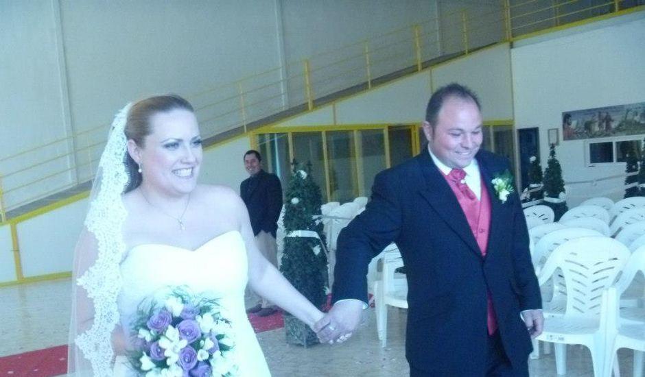 La boda de Edith y Miguel Angel en Zujar, Granada