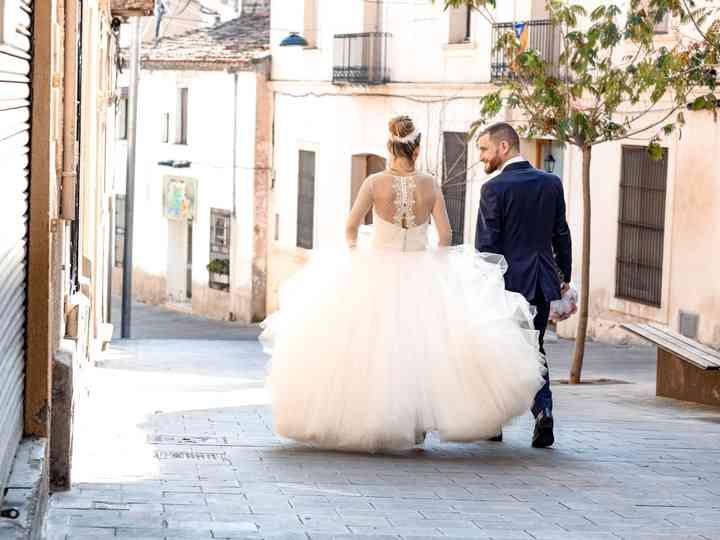 La boda de Emma y Oscar