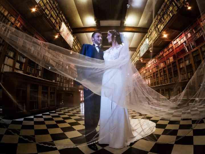 La boda de Sara y Arthur