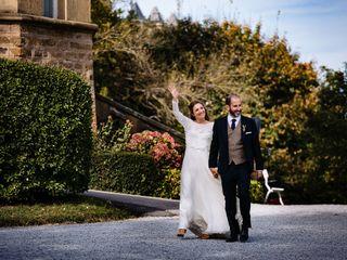 La boda de Amaia y Iñaki