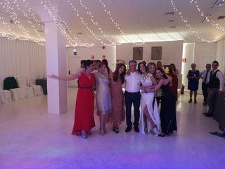 La boda de Sara y Arthur 3