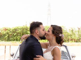 La boda de Arantxa y Gonzalo