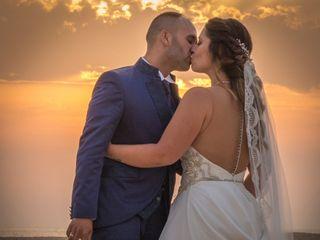 La boda de Marta y José Angel