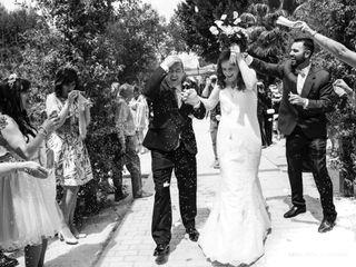 La boda de Inma y Roger