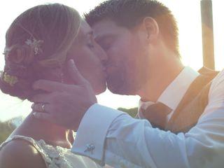 La boda de Nikki y Lewis 1