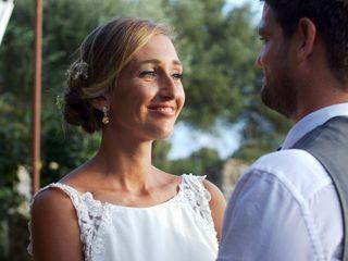 La boda de Nikki y Lewis