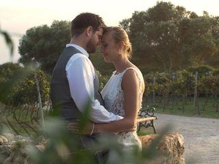 La boda de Nikki y Lewis 3