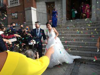 La boda de Sandra y Dani