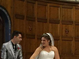 La boda de Evelyn  y Jose 3