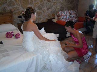 La boda de Alberto y Mari 1