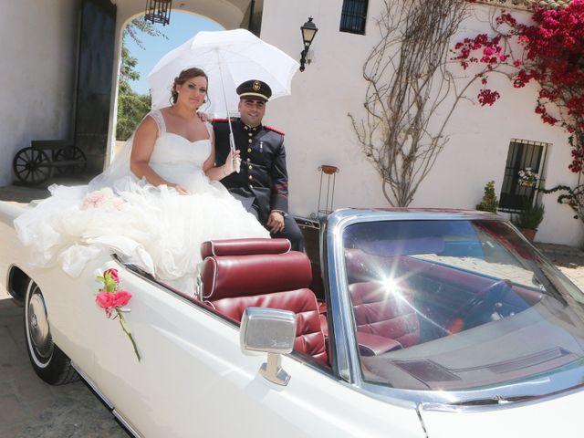 La boda de Jose Antonio y Virginia en Alcala De Guadaira, Sevilla 9