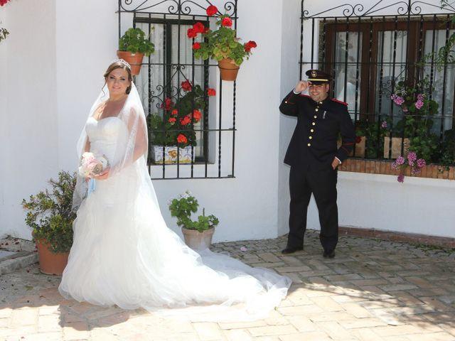La boda de Jose Antonio y Virginia en Alcala De Guadaira, Sevilla 10