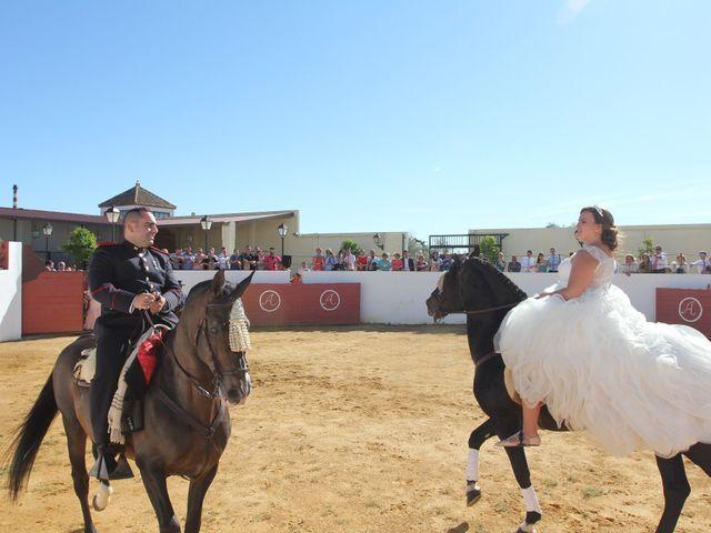 La boda de Jose Antonio y Virginia en Alcala De Guadaira, Sevilla 17