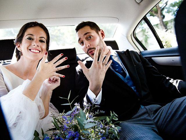 La boda de Inmaculada y Alberto